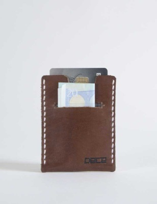 Accessoar/Accessory - Korthållare/Card Holder - Bob - Korthållare/Brown Card Holder Bob - Brun/Brown