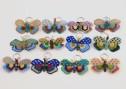 Nyckelringar/Keyrings - Nyckelringar/Keyrings: Fjärilar/Butterflies