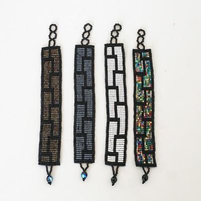 Smycken/Jewelry -  Grafiskt/Graphic: Armband/Bracelet - Armband Grafiskt/Bracelet Graphic: Brons/Bronze