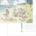 Kort/Card - Vykort/Postcards - Vykort/Postcards - Badkalas/Swim Party