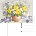Kort/Card - Vykort/Postcards - Vykort/Postcards - Med en doft av sommar/With A Scent Of Summer