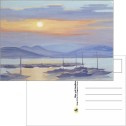 Kort/Card - Vykort/Postcards - Vykort/Postcards - Midnattssol/Midnight Sun