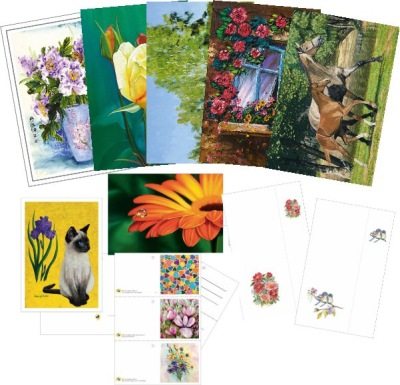 Kort/Card - Vårkortsserie/Spring Card Collection 2019 - Kort/Card - Vårkortsserie/Spring Card Collection 2019