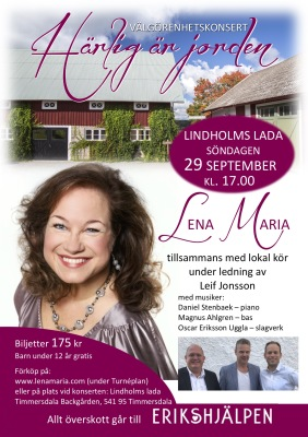 Biljett 29 sept. Lindholms Lada, Timmersdala - Biljett 29 sept. Lindholms Lada, Timmersdala