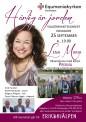 Biljett 25 sept. Equmeniakyrkan, Ekenässjön