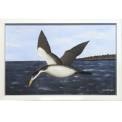 Målning/Painting: Japansk fågel/Japanese Bird