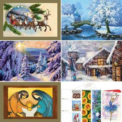 Julkortsserie 2019 - Julkortsserie 2019