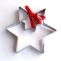 Pepparkaksformar - 2-pack Stjärna/Star
