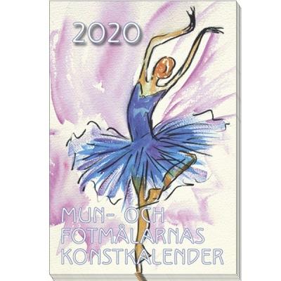 Konstkalender 2020 - Konstkalender 2020