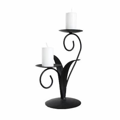 Ljusstakar till blockljus - Lilja - Ljusstake - Lilja
