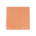 Pappersservetter - Pappersservetter 40x40 cm50-pack -Orange/Vit