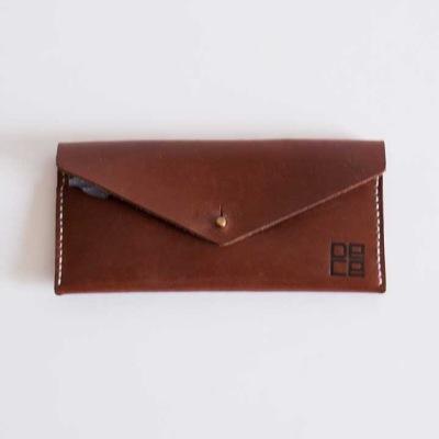 Plånbok: Costel - Plånbok Costel - Brun