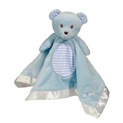 Snuttefilt: Blå björn - Blå björn