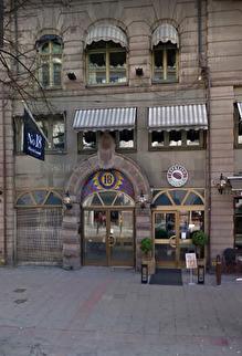 Newstart på Birger Jarlsgatan 23