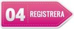 Registrering i Databas
