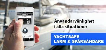 Yachtsafe spårsändare