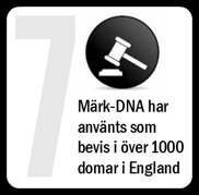 DNA-märkning båtmotor