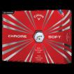 CALLAWAY CHROME SOFT  - Chrome Soft Vit Dussin
