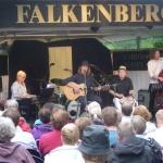 Falkenbergs visfestival 2012.