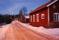 Bönhuset på vintern