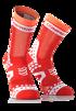 Pro Racing Socks UltraLight Bike - Röd T4 (strl 45-47)