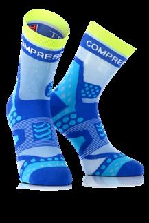 ProRacing Socks UltraLight - Run High - Blå T2 (strl 39-41)