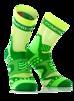 ProRacing Socks UltraLight - Run High - Grön T4 (strl 45-47)