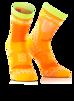 ProRacing Socks UltraLight - Run High - Orange T4 (strl 45-47)