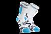 Pro Racing Socks V2.1- Bike - Vit/Blå T4 (strl 45-47)