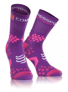 Pro Racing Socks V2.1 - Trail - Lila T1 (strl 35-38)