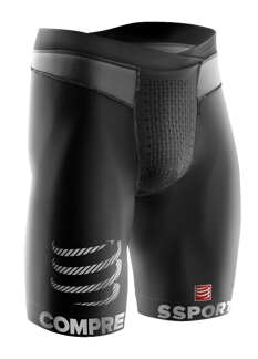 Run Shorts Compression - SVART- T1