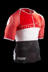 TR3 Aero Top - Ironman Stripes