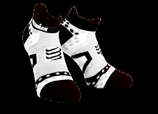 ProRacing Socks V2.1 UltraLight Run Low - Ironman MDot - VIT - T1