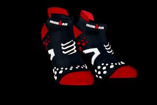 ProRacing Socks V2.1 Run Low - Ironman Mdot - SVART - T2