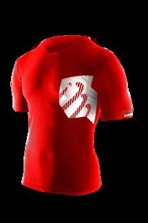 CASUAL T-Shirt - Man - RÖD - S (HERR)