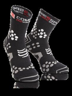 ProRacing Socks V2.1 Winter Trail - SVART - T1