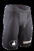 TR3 Brutal Tri Compression Short - Ironman Stripes - SVART - XL