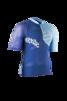 Ultra Trail Running Shirt Man - UTMB 2016 - BLUE XL