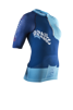 Ultra Trail SHIRT Woman - UTMB 2016 - BLUE - M