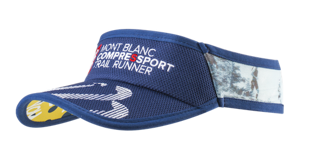Visor Ultra Light - UTMB 2016 - Blue