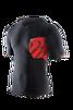 CASUAL T-Shirt Woman - SVART - L (DAM)
