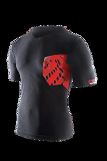 CASUAL T-Shirt Woman - SVART - XS (DAM)