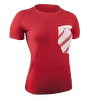 CASUAL T-Shirt Woman - RÖD - L (DAM)