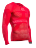 ON/OFF Multisport Shirt UniSex - Longsleeve Red XL