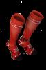 Full Socks V2 - Röd 5XL