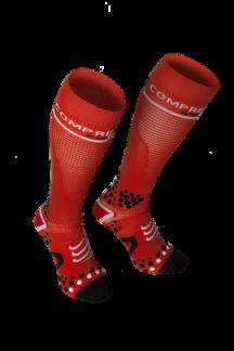 Full Socks V2 - Röd 1S