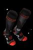 Full Socks V2 - Svart 5XL