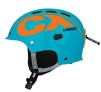 Casco Alpinhjälm - CX3 Icecube - Turkos/orange M (56-59 cm)