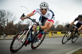 FTP test cykel -