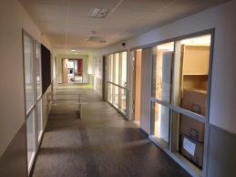 Renoverade lokaler åt Hagabergsskolan.